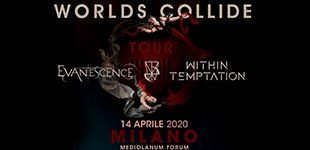 Evanescence + Within Temptation (SOSPESO)