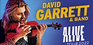 David Garrett (RECUPERO)