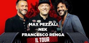 Nek Max Pezzali Renga
