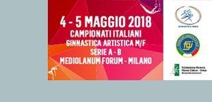 Campionati Italiani Ginnastica Artistica