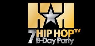 7° Hip Hop TV B-Day Party