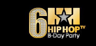 6° Hip Hop TV B-Day Party