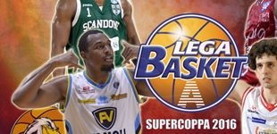 Supercoppa Basket 2016