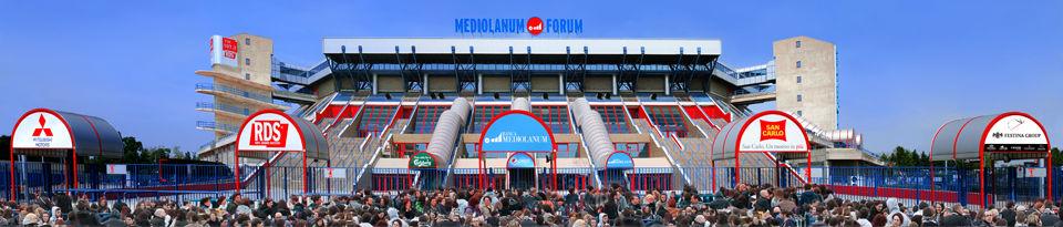 Mediolanum forum for Assago beach forum
